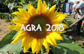* AGRA 2018 *